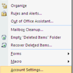 Setting Up Outlook 2007 with RPC over HTTP