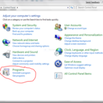 Windows 7 Remote Server Administration Tools