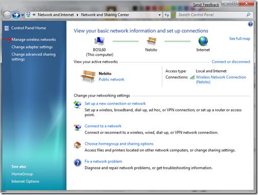 manage wireless networks