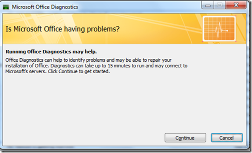 office diagnostics