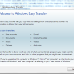 How To Transfer Files From Windows XP to Windows 7