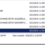 Install Exchange 2010 Management Tools On Windows 7