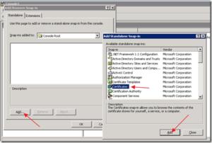 Exporting Certificate from IIS to Apache using Ubuntu