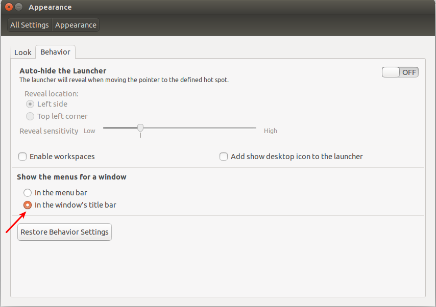 Ubuntu desktop tutorial for beginners