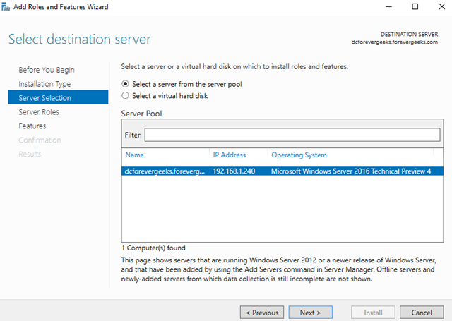 How to set up DFS Namespaces in Windows Server 2016 – Microsoft Geek