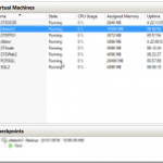 Hyper-V VM backups – Deleting Snapshots