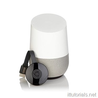 Chromecast and Google Home