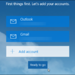 How to setup Gmail in Windows 10 built-in mail app