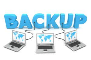 How to backup Ubuntu to a Windows share