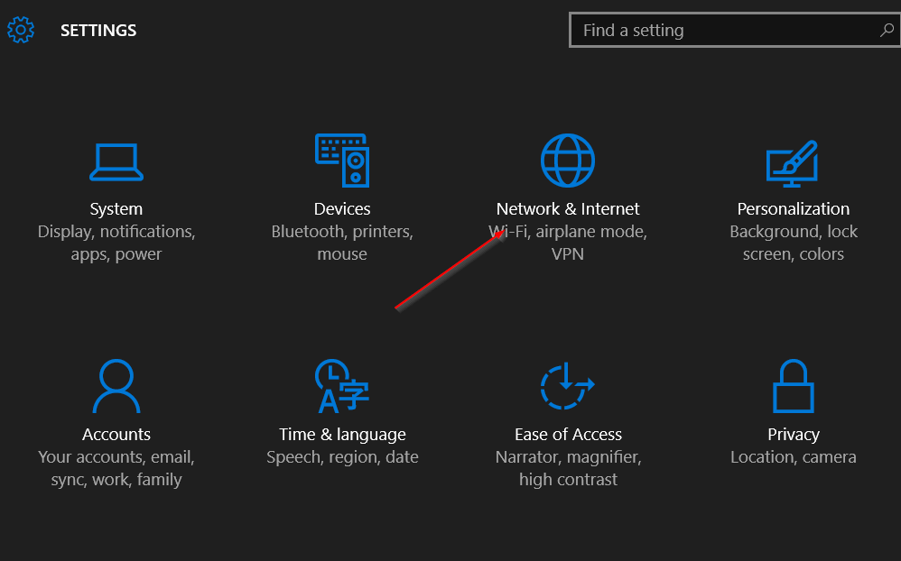 Unidentified Network Windows 10 Wireless