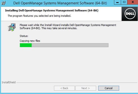 Dell openmanage server administrator 55 download
