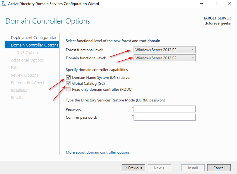 How to setup Active Directory (AD) In Windows Server 2016