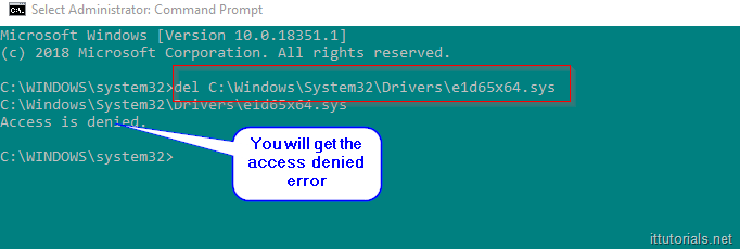No Internet Problem - Wired Network Adapter in Windows 10