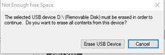 Arase USB Drive