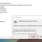 No Internet Problem – Wired Network Adapter in Windows 10