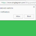 How to turn off Google Chrome site notifications